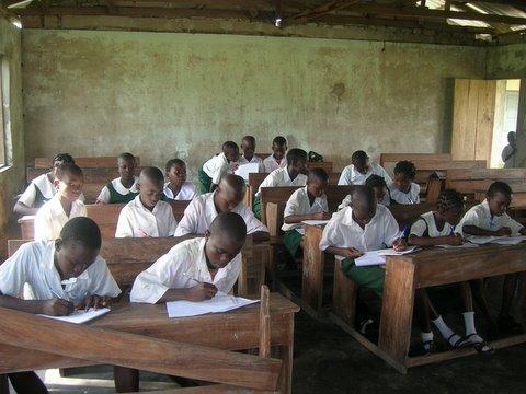 school in Oporoza